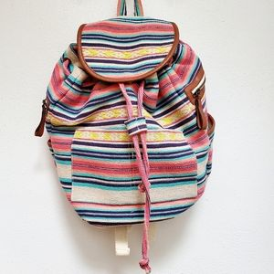 American Eagle Outfitters Backpack Southwestern Pr